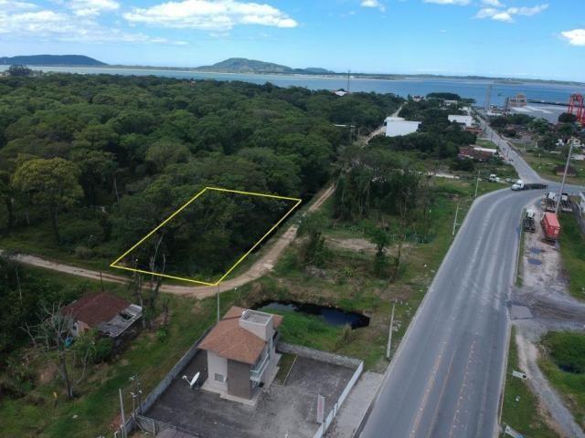 Terreno à venda, 307 m² por r$ 120.000,00 - santa terezinha - itapoá/sc - Foto 3