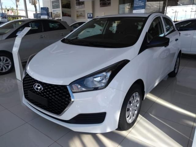 HYUNDAI HB20 1.0MT UNIQUE BLUEAUDIO 2019