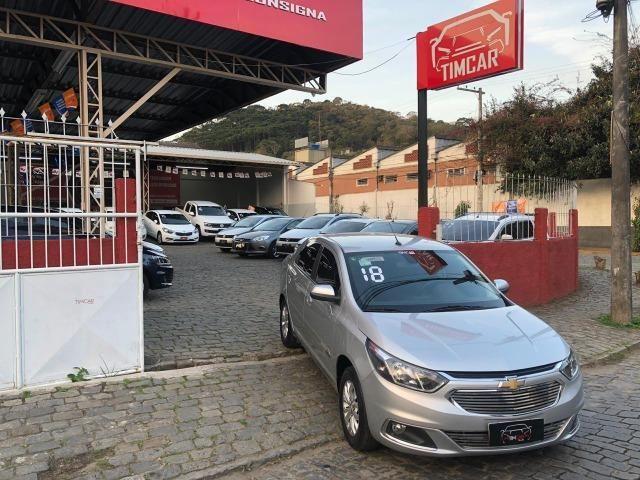 Chevrolet Cobalt Elite Aut. 2018 Completo