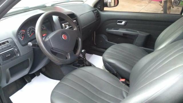 Fiat Strada 1.4 Working Cabine dupla 2010 - Aceito trocas - Foto 7