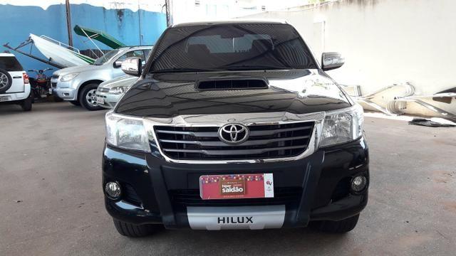 Hilux 3.0 2013 4x4 diesel automático. * JEAN
