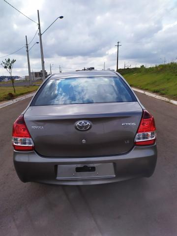 Etios Sedan X 2019 automático - Foto 5