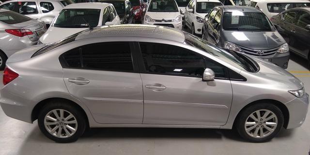 Civic aut LXR 2014 Novíssimo!! - Foto 4