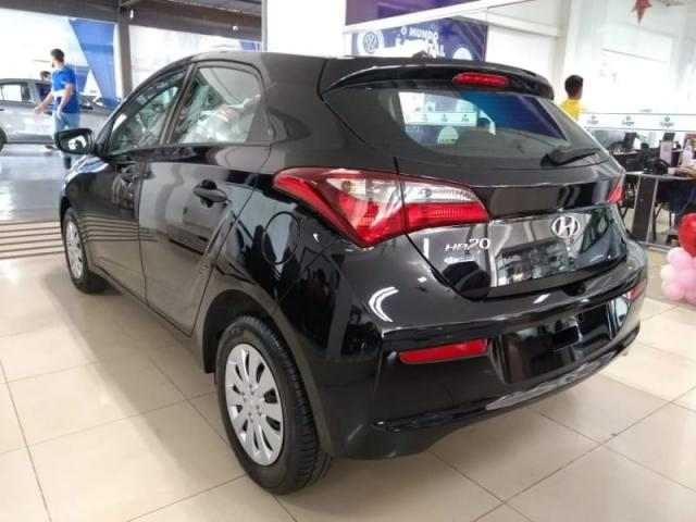 HYUNDAI HB20 1.0MT UNIQUE BLUEAUDIO 2019 - Foto 7