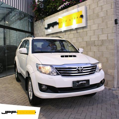 Toyota Hilux Sw4 2012/2012 Blindada