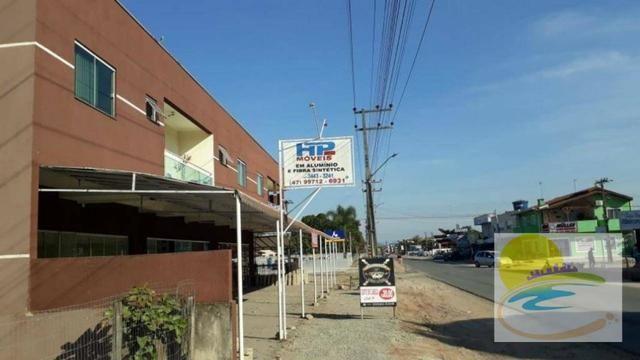 Predio comercial C/ 2 apto à venda por R$ 1.380.000 - Brasília - Itapoá/SC - Foto 3