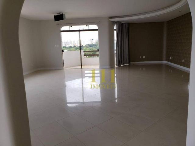 Cobertura com 5 dormitórios à venda, 628 m² por r$ 1.800.000 - vila ema - são josé dos cam - Foto 3