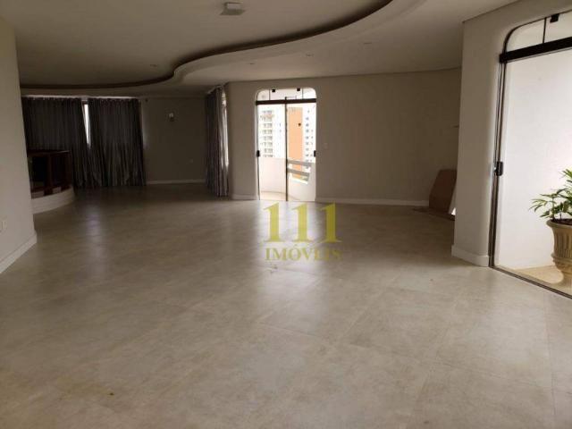 Cobertura com 5 dormitórios à venda, 628 m² por r$ 1.800.000 - vila ema - são josé dos cam - Foto 11