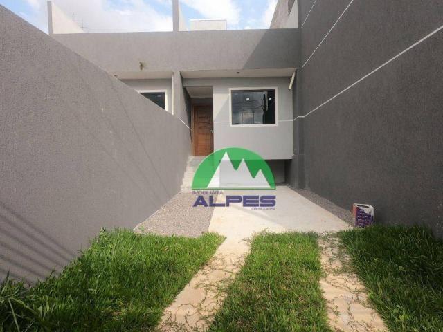Casa à venda, 50 m² por R$ 190.000,00 - Sítio Cercado - Curitiba/PR - Foto 5