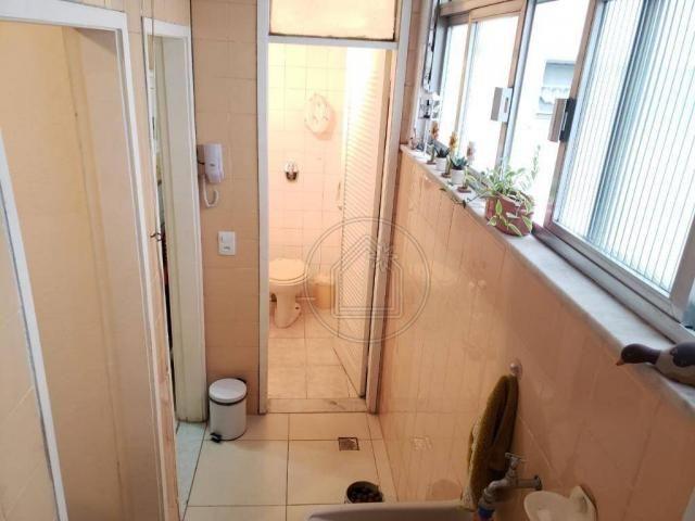 Apartamento com 2 dormitórios à venda, 60 m² por r$ 595.000,00 - tijuca - rio de janeiro/r - Foto 16