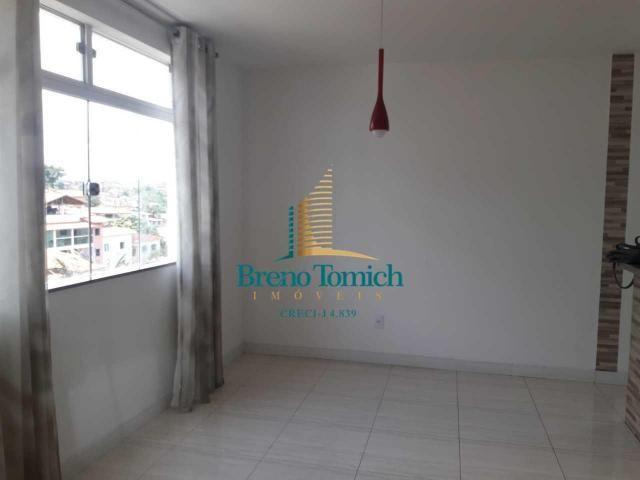 Apartamento com 3 dormitórios para alugar, 100 m² por r$ 1.300/mês - fátima - teófilo oton - Foto 5