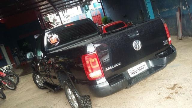 Amarok cs 2.0 4x4 Diesel - Foto 7