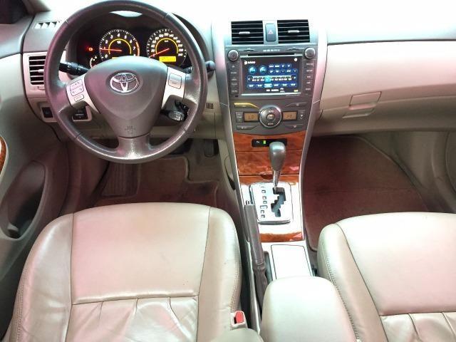 Corolla SEG 1.8 Automático 09/10 - O mais Completo