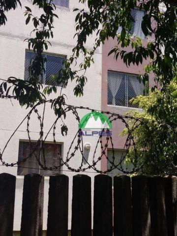 Apartamento residencial à venda, Cidade Industrial, Curitiba. - Foto 4