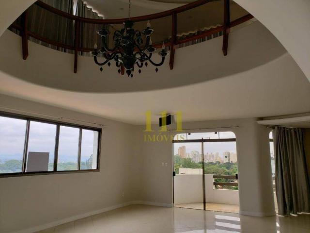 Cobertura com 5 dormitórios à venda, 628 m² por r$ 1.800.000 - vila ema - são josé dos cam - Foto 5