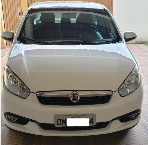 Fiat Grand Siena - Attractive 1.4 - 2013/2014 - Foto 2