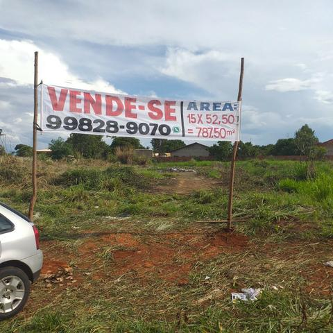 Lote comercial dom 787,50m²