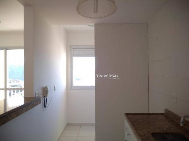 Apartamento com 2 dormitórios para alugar, 90 m² por r$ 1.600,00/mês - estrela sul - juiz  - Foto 10
