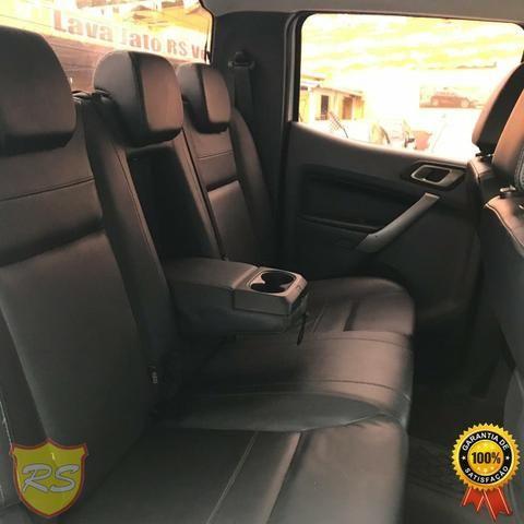 Ford Ranger Xlt 3.2 Diesel Unico Dono Impecavel - Foto 12