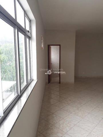 Sala para alugar, 63 m² por r$ 650/mês - centro - juiz de fora/mg - Foto 7