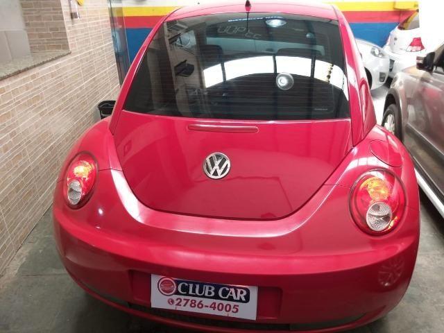 VW-Volkswagen New Beetle 2.0 2008 Completo - Foto 5