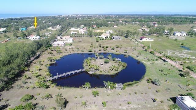 Terreno - Condomínio Lagoa Mar / Balneário Gaivotas - Ac. Carro - - Foto 7