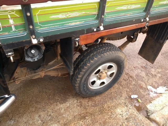 S10 carroceria de madeira - Foto 5