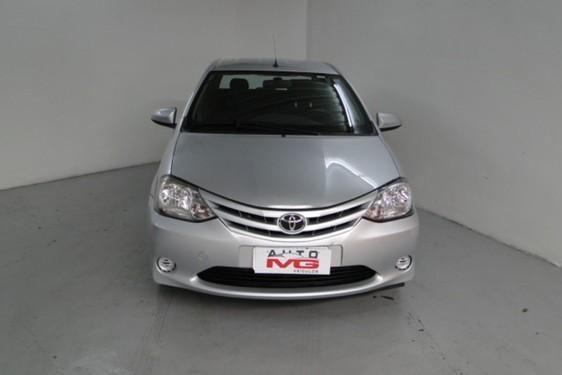 Etios Sedan X 1.5 Flex 16V 4P - Foto 2