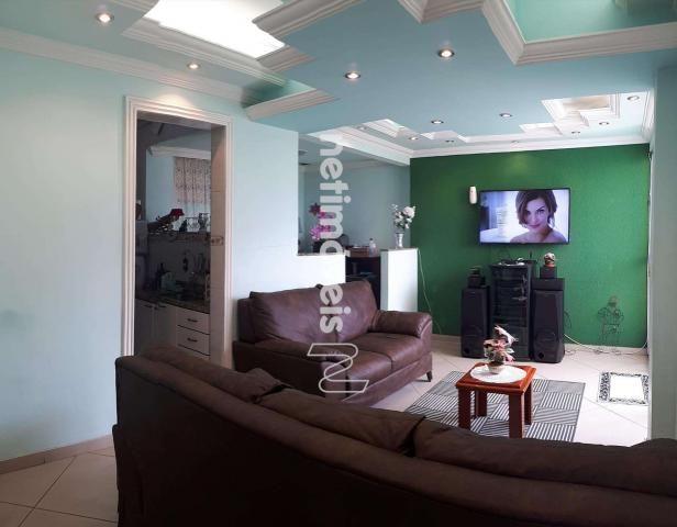 Apartamento à venda com 4 dormitórios em São caetano, Contagem cod:721644 - Foto 2