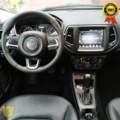 Jeep Compass Longitude Impecavel 2.0 Automatica - Foto 16
