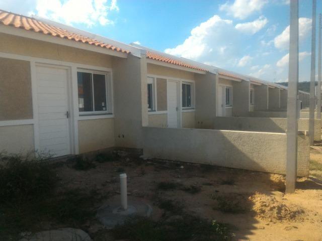 Mais em Conta Casa de Condomínio de Cachoeirinha, 2 dormitórios, 2 vagas para carro, infra