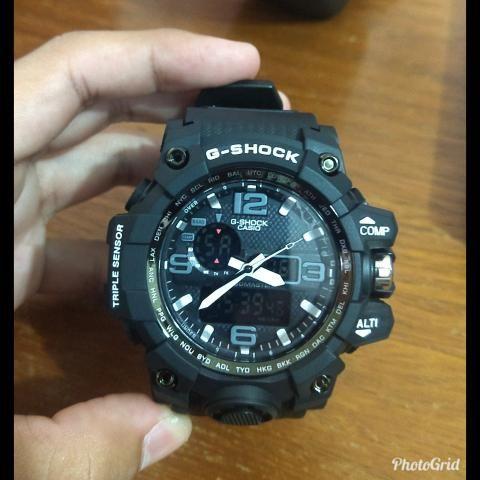 6dc07efa6aa Relógio Casio G-SHOCK digital e analógico - Bijouterias