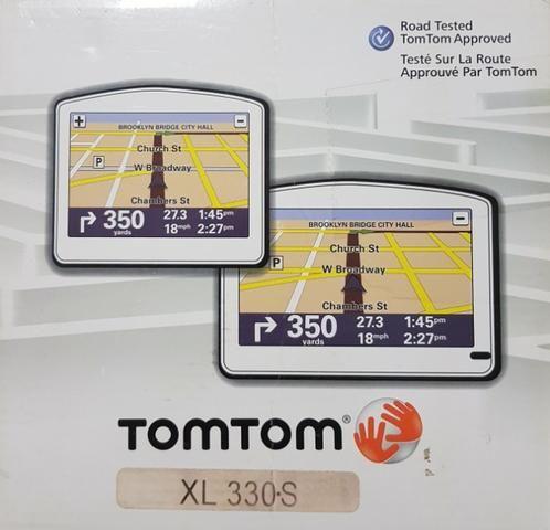 Gps Tomtom XL330S - Carros, vans e utilitários - Água Verde
