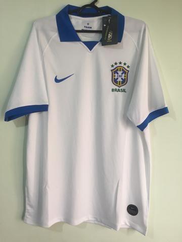 740fdd2e3f Camisa seleçao brasileira copa america 2019 - Roupas e calçados ...