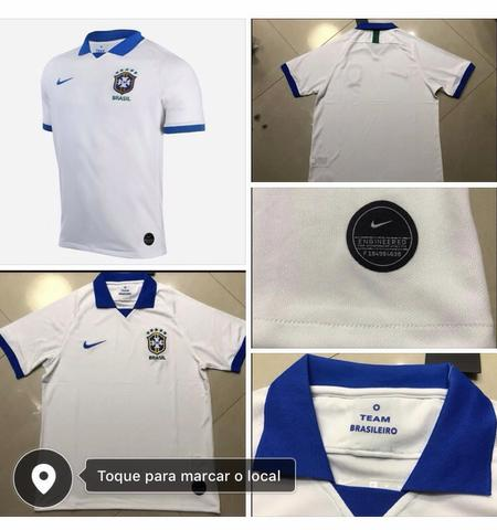 50893dab1e Camisa do Brasil 2019 Copa América - Roupas e calçados - St H ...