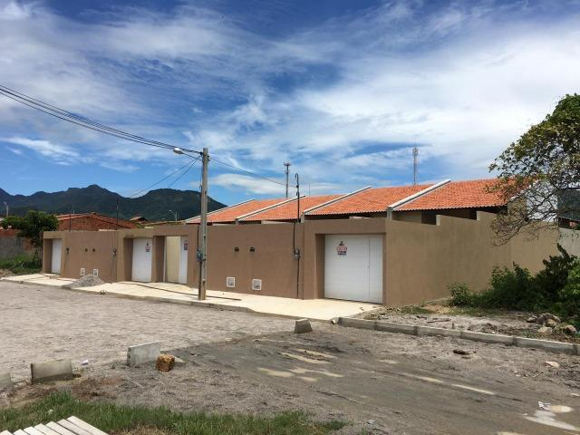 Casa Plana em Maracanaú/Luzardo Viana no valor de 160.000 com a documentação inclusa!! - Foto 3