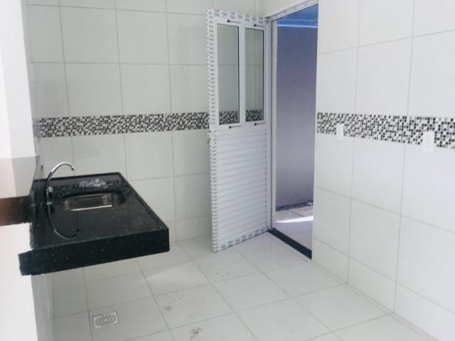 Linda casa com documentação grátis 2 quartos e 2 suites,entrada em 12x , * - Foto 8