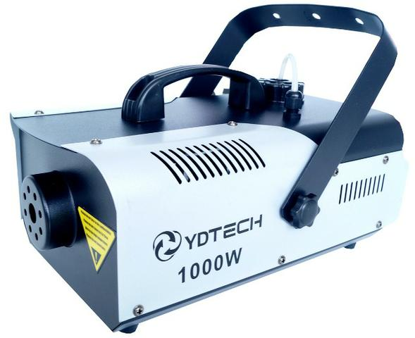 Super Maquina Fumaça 1000w 110v Dj Compativel Mesa Dmx Dj Ydtech-SKU: 80145 - Foto 2