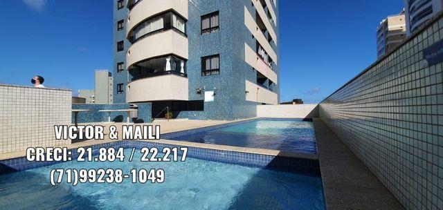 2/4 Suíte e varanda - Apartamento em Armação / Costa Azul / Stiep / Orla - Villa Di Mare