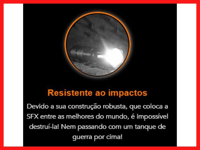 Lanterna SFX original   Lanterna Potente   Lanterna Forte   Lanterna a melhor do mundo - Foto 4