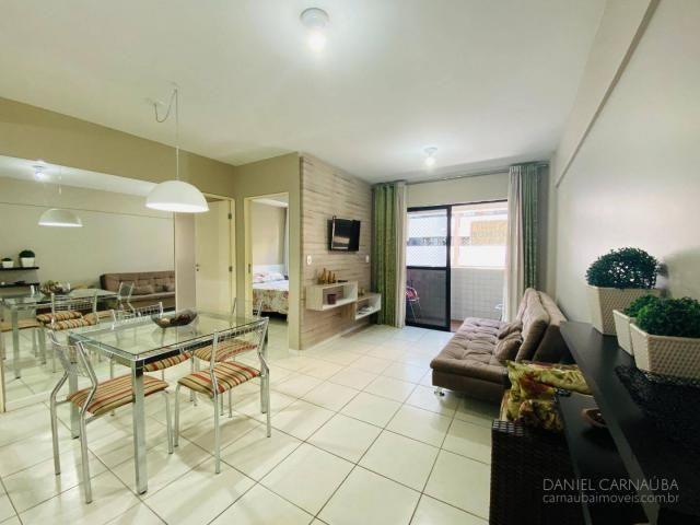 Apartamento 2 quatos suíte na Ponta Verde em Maceió - Foto 2