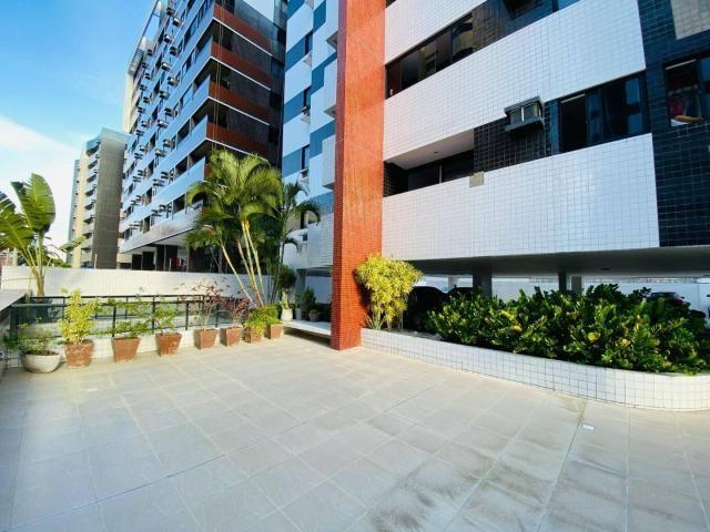 Apartamento 2 quatos suíte na Ponta Verde em Maceió - Foto 4