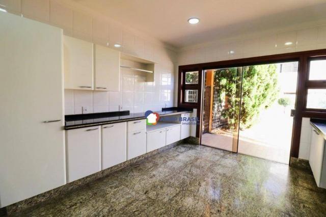 Sobrado com 4 dormitórios à venda, 638 m² por R$ 3.199.000,00 - Residencial Granville - Go - Foto 20