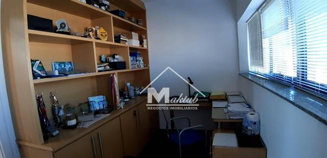 Cobertura com 4 suíte, para alugar, 395 m² por R$ 7.000/mês - Vila Valparaíso - Santo Andr - Foto 15
