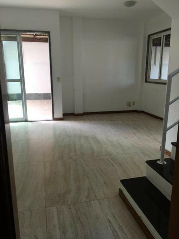 Excelente casa duplex em condominio fechado com segurança total 24h - Aldeia dos Marabas - Foto 11