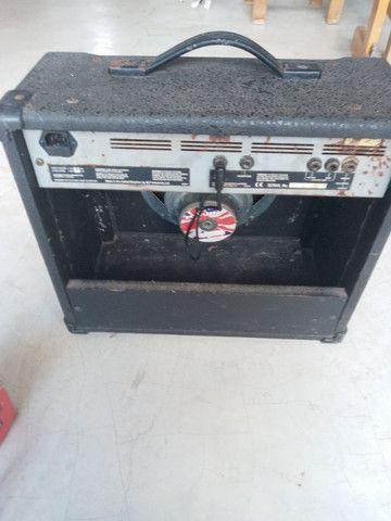 Inglês - Amplificador/Cubo de Guitarra - Foto 2