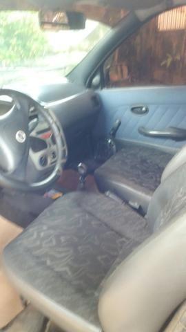 Vendo linda strada 1.5 2002 cabine estendida completa.pneus novos - Foto 4