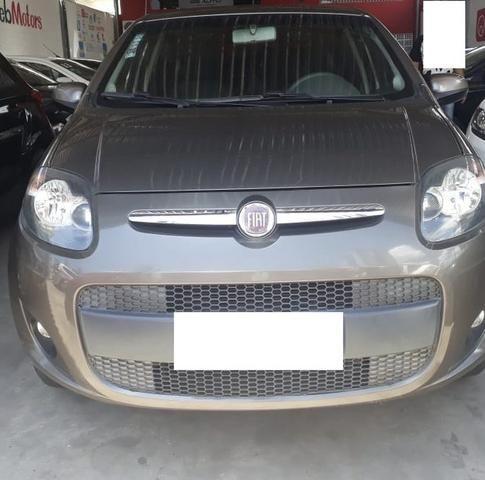 Fiat Palio Itália 1.0 2014 IPVA 2020 + Transferência + Tanque Cheio GRÁTIS - Foto 2