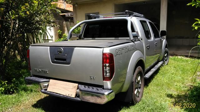 Vendo Pick Up Nissan Frontier - Foto 4