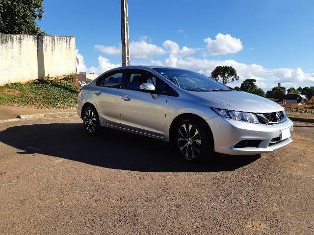 Honda Civic LXR - 11 km por litro